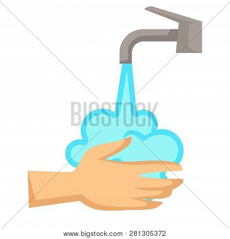 Hands Washing Hygiene And Cleanliness Water Tap