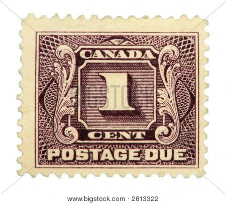 Postage Stamp Due
