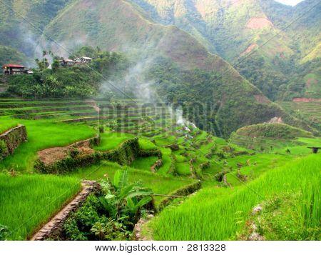 Batad Rice Terraces Village