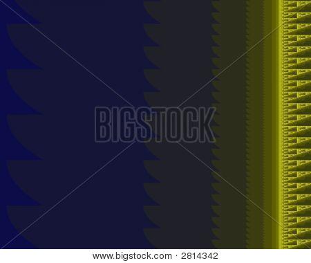 Yellow Bordered Right