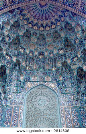 Мечеть фон