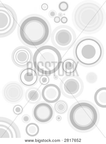 Simple Circle / Circles Background