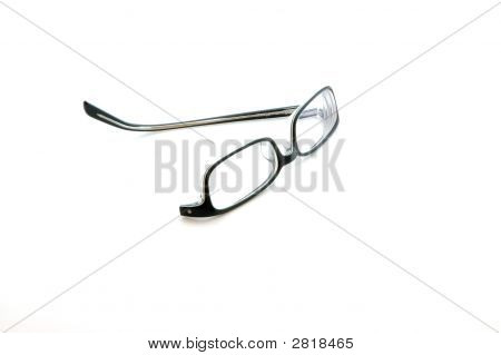 Glasses With Missing Arm