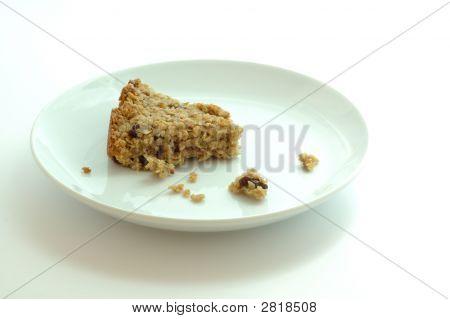 Flapjack On A Plate