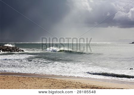 Perfect Waves For surfing