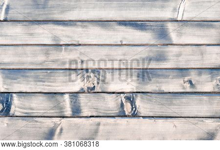 Texture Background Wood. Old Floor Wooden Pattern. Timber Plank Surface Wall For Vintage Grunge Wall