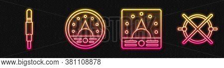 Set Line Ampere Meter, Multimeter, Voltmeter, Audio Jack, Ampere Meter, Multimeter, Voltmeter And El