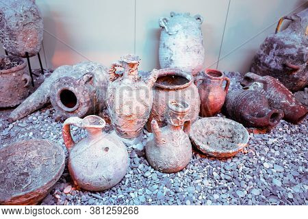Antalya, Turkey - September 14, 2014: Antalya Archeological Museum Is One Of Turkeys Largest Museums