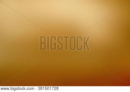 Bronze Background Texture. Bronze Blurred Gradient Style. Bronze Metal Foil.