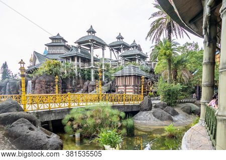 Attractions At Leofoo Village Theme Park In Taiwan