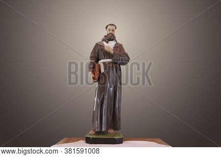 Saint Francis Of Assisi Of The Catholic Church - St Francis