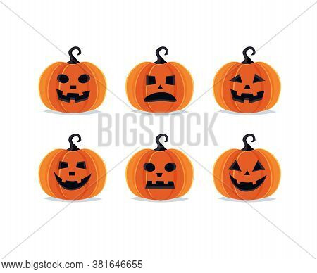 Halloween Pumpkins, Spooky Jack O Lantern Collection