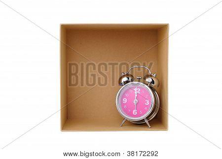 Clock In Box