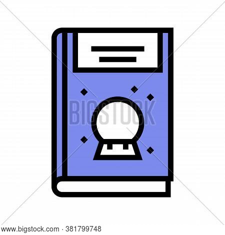 Mystery Genre Color Icon Vector. Mystery Genre Sign. Isolated Symbol Illustration
