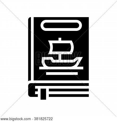Legend Genre Glyph Icon Vector. Legend Genre Sign. Isolated Contour Symbol Black Illustration