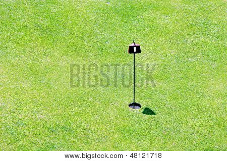 Green Grass Golf Couse