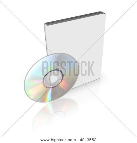 Dvd Or Cd Box
