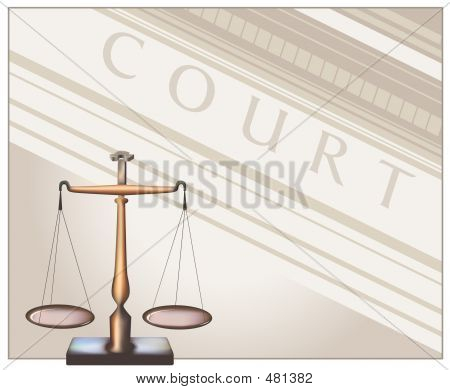 Scales - Court