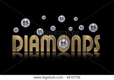 Diamonds Gold