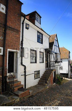 English village. Rye West Sussex.