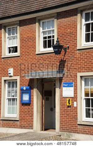 Village police station, Rye West Sussex.