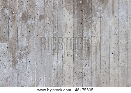 concrete wall background of an industrial building poster