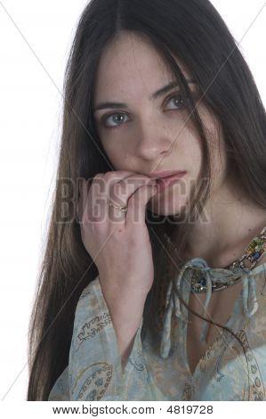 The Sad Girl