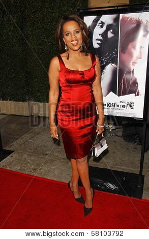 Paula Newsome at the Los Angeles Premiere of