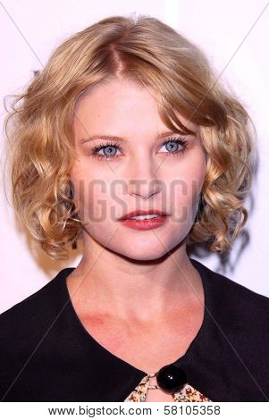 Emilie de Ravin at the ELLE Magazine's 14th Annual Women In Hollywood Party. Four Seasons Hotel, Beverly Hills, CA. 10-15-07