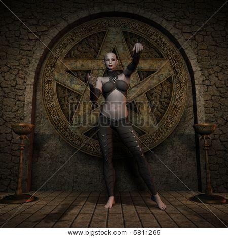 Vampire Hunter - Halloween Figure
