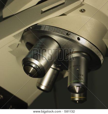 Scienctific Microscope Lenses