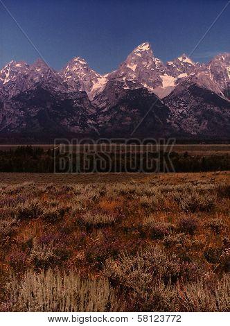 Grand Teton, Wyoming