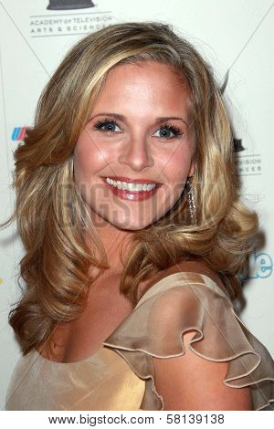 Sally Pressman at the 59th Annual Emmy Awards Nominee Reception. Pacific Design Center, Los Angeles, CA. 09-14-07