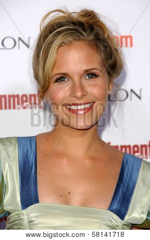 Sally Pressman  at Entertainment Weekly's 5th Annual Pre-Emmy Party. Opera and Crimson, Hollywood, CA. 09-15-07