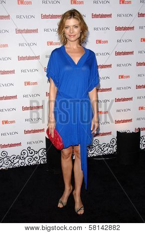 Gretchen Egolf  at Entertainment Weekly's 5th Annual Pre-Emmy Party. Opera and Crimson, Hollywood, CA. 09-15-07