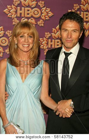 Amy Van Nostrand and Tim Daly at the 2007 HBO Emmy After Party. Pacific Design Center, West Hollywood, CA. 09-16-07