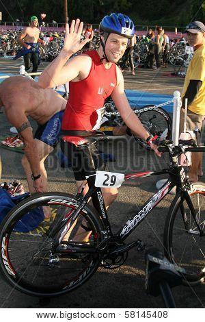 Jon Cryer at The 21st Nautica Malibu Triathlon Presented By Toyota. Zuma Beach, Malibu, CA. 09-16-07