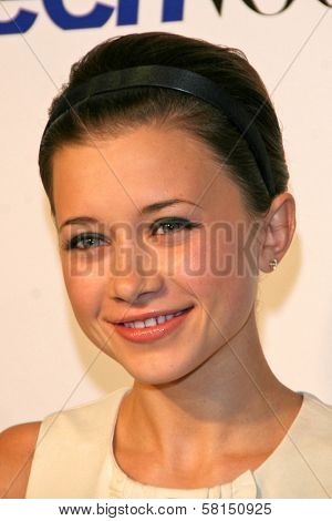 Olesya Rulin at the Teen Vogue Young Hollywood Party. Vibiana, Los Angeles, CA. 09-20-07