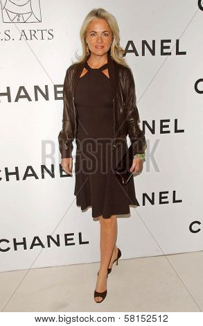 Cornelia Guest at the Chanel and P.S. Arts Party. Chanel Beverly Hills Boutique, Beverly Hills, CA. 09-20-07