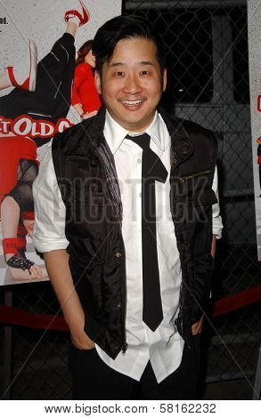 Bobby Lee at the Los Angeles Party for