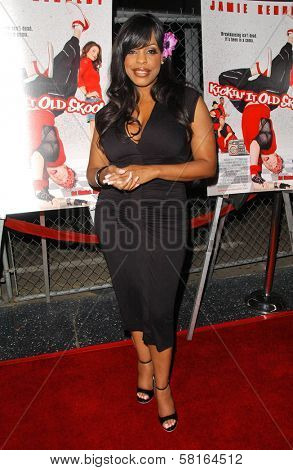 Niecy Nash at the Los Angeles Party for