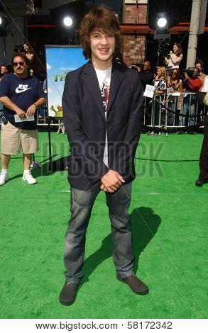 Devon Werkheiser  at the Los Angeles Premiere of