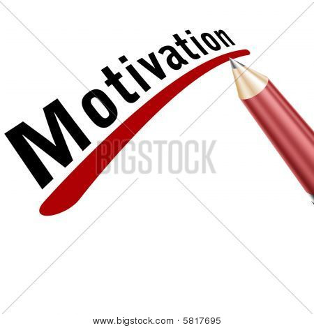 Motivation Pencil