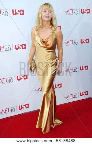 Rebecca De Mornay at the 35th Annual AFI Life Achievement Award celebration honoring Al Pacino. Kodak Theatre, Hollywood, CA. 06-07-07