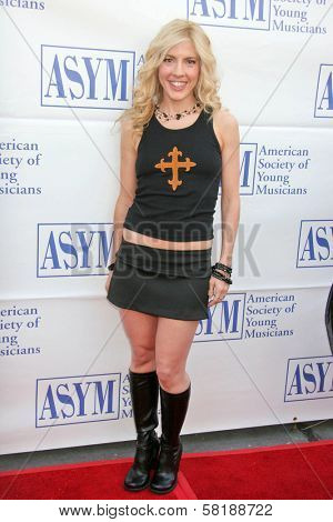 Riley Weston at the 15th Annual American Society of Young Musicians Spring Benefit Concert and Awards. Scientology Center, Hollywood, CA. 06-07-07