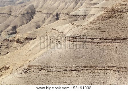 Wadi Al Mujib Desert, Jordan