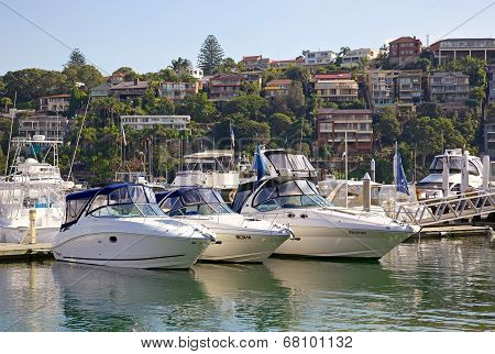 Middle Harbour, Sydney