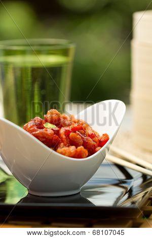 Crispy Chilli Beef Al Fresco