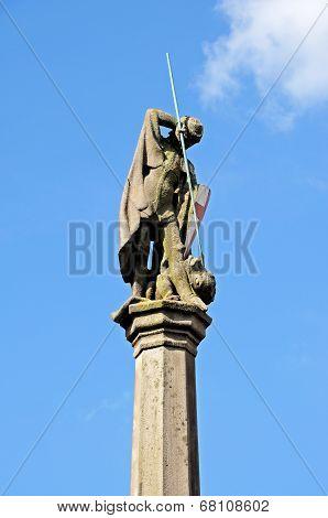 Batsford war memorial, Moreton-in-Marsh.