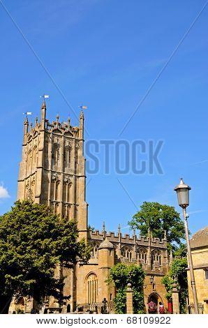 St James Church, Chipping Campden.